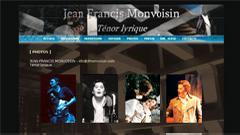 Jean-Francis Monvoisin, ténor lyrique