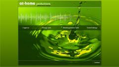 Agence Web & sound design -       At-Home Productions