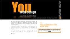 Studio de création YOU WEBDESIGN